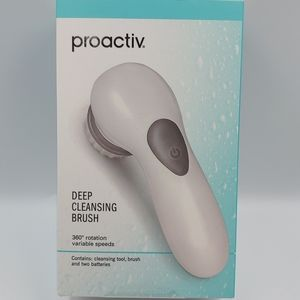 New Proactiv Deep Cleansing Brush 360 Rotation Fac